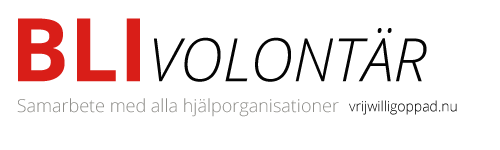 Bli Volontär Logo